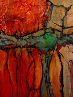 CAROL NELSON FINE ART BLOG - Radiant detail
