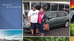Dear Mike Ferrett   A heartfelt thank you for the purchase of your new Subaru from all of us at Premier Subaru.   We're proud to have you as part of the Subaru Family.