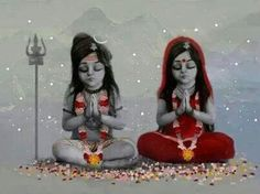 Lord shiva and Shakti Shiva Parvati Images, Shiva Shakti, Shiva Art, Hindu Art, Ganesha Art, Indiana, Rudra Shiva, Lord Shiva Hd Wallpaper, Lord Mahadev