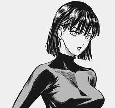 cheek to cheek Saitama One Punch Man, One Punch Man Anime, Opm Manga, Chica Anime Manga, Manga Girl, Anime Art Girl, Female Characters, Anime Characters, Tatoo Manga