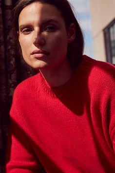 Rosie Cashmere Knit  // ANINE BING Holiday Collection 2017