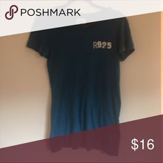 Ruehl Shirt Royal Blue Top Ruehl No. 925 Tops Tees - Short Sleeve
