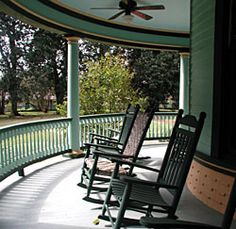 Roselawn Front Porch