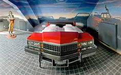 caddy bed