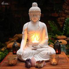 Buddha Statue Home, Buddha Wall Art, Buddha Decor, Buddha Painting, Lotus Buddha, Buddha Zen, Buddha Buddhism, Buddhist Art, Buddha Meditation