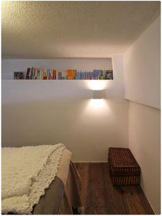 洞窟を作ることでコンパクトでも色々!広々!なマンション - 物件ファン Wall Lights, Lighting, Bedroom, Home Decor, Appliques, Decoration Home, Room Decor, Lights, Bedrooms