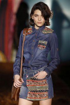 Fashion Week Madrid: Desigual