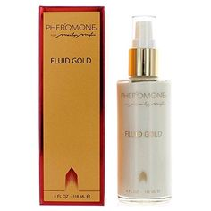 Pheromone By Marilyn Miglin For Women Fluid Gold 40 Oz  118 Ml ** Want additional info? Click on the image.
