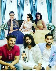 Cute Love Couple, Cute Family, Nakul Mehta, Shrenu Parikh, Dil Bole Oberoi, Game Of Love, Surbhi Chandna, Indian Star, Actress Wallpaper