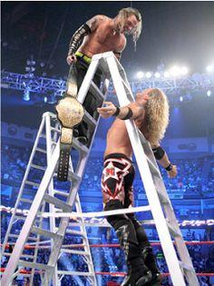 Ultra Ocio: wrestling / Extreme Rules 2009 / Edge vs Jeff Hardy