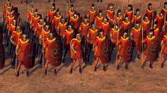 Die Macht Roms ist unbeschreiblich, der Senat sendet die Soldaten um die Feinde am Ende der Welt zu zerschlagen! Total War Rome 2 Emperor Edition, Radious Mod