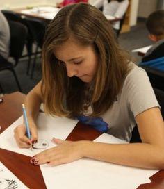 L'arte terapia aiuta gli adolescenti ad aprirsi laddove appaiono resistenti ad altri tipi di terapie #sviluppocognitivo