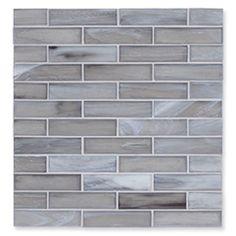 Minka Silk backsplash tile
