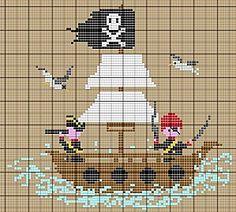 Oh ! Les pirates ! - Les chroniques de Frimousse