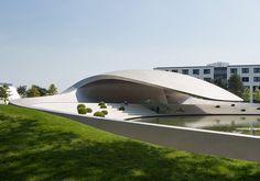 Porsche pavilion Autostadt Wolfsburg-06
