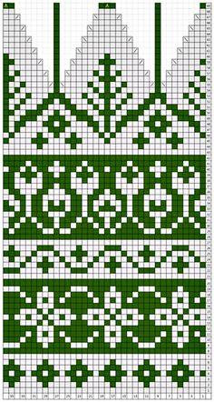 olann-and-subalpine-prance-hat-chart - knitting Fair Isle Knitting Patterns, Fair Isle Pattern, Knitting Charts, Loom Knitting, Knitting Stitches, Knitting Designs, Hand Knitting, Knitting Tutorials, Knitting Machine