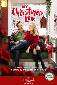 My Christmas Love (2016) Meredith Hagner stars in this Hallmark Christmas movie as Cynthia, a true romantic trying to solve the mystery as to who is behind the 12 gifts of Christmas which are showing up at her family home