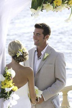 Glenns suit for wedding