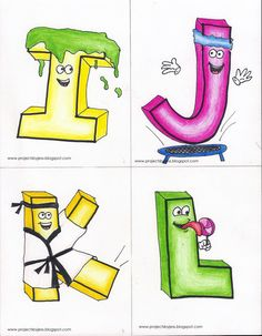 Running With Scissors: Leap Frog Letter Factory Flash Cards (homemade with the link to print them)