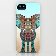 ElePHANT iPhone & iPod Case by Monika Strigel - $35.00