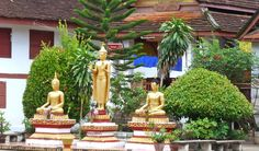 Luang Prabang, Laos | Inside Vietnam Tours