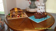 Pirate Ship and the Treasure Chest