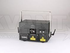 Sales and hire of single and full colour laser systems Kvant from to of power.