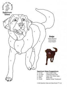 Labrador Retriever - possible applique design for my DS