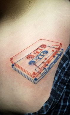 3D Cassette by Fred at No Egrets in Clarksville, TN