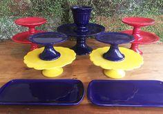 Kit Festa Amarelo Azul Vermelho2 ALUGUEL