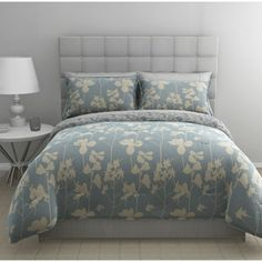 East End Living Trellis Complete Bed In A Bag Bedding Set