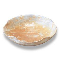 山口県 萩焼 陶器 萩焼 梅菓子器