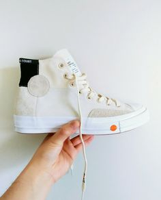 [Pick-up] Converse X Rokit 🚀 : Sneakers Converse Chuck Taylor, Streetwear, High Fashion, High Top Sneakers, Fashion Ideas, Sporty, Lovers, Accessories, Shoes