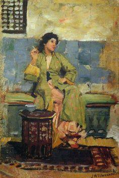 John William Waterhouse.