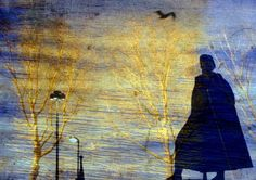 "Saatchi Art Artist Derick Burke; New Media, ""On the brink"" #art"