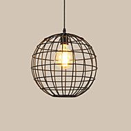 Pendant Light ,  Rustic/Lodge Vintage Retro Painting Feature for Mini Style Metal Dining Room Kitchen Entry Game Room Hallway – GBP £ 103.35