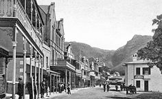 St. George's Street, Simon's Town c1900 | Flickr - Photo Sharing!
