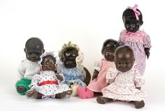 Image detail for -six composition and hard plastic dolls british and german in origin 1 ...