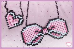 ♡ Honey Bunny ♡: New Products! 8 Bit Jewelry