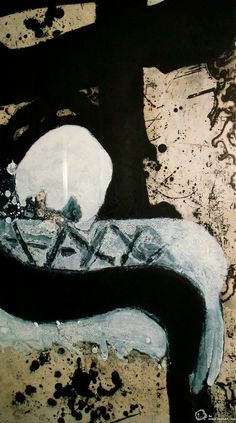 Antoni Tapies SPANISH ARTISTS INSPIRED BY THE CRUMBLING WALLS OF BARCELONA