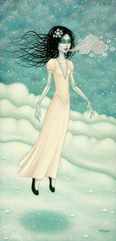 Tara McPherson-The Snow Bride