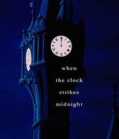 When the clock strikes midnight-