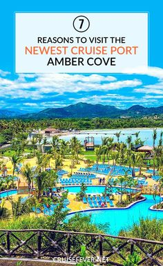 Amber Cove, one of the newest cruise ports in the Caribbean, opened a little over a year ago and has been an extremely popular port stop ever since. Located in Puerto Plata, Dominican Republic, eight different cruise lines have port calls in Amber Cove including Carnival Cruise Line, Princess Cruises, Fathom, and Holland America Line.