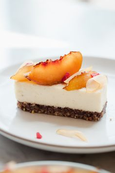 Caramelized Peach Ch