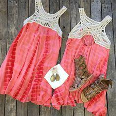 #NEWARRIVALS #Coral #TieDye #Crochet #Dress $29.99 S-L #BedStu #Aurelia #Sandals $139.99 7, 8, 10 #PinkPanache #Earrings $30.99 #TubeTop $7.49 We #ship! Call us today! 903.322.4316 #shopdcs #instashop #instafashion #shopdavis #shoplocal #love