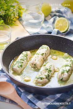 Easy Cooking, Cooking Recipes, Healthy Recipes, Popsicle Recipes, Fish Recipes, Cena Light, Sicilian Recipes, Sicilian Food, Xmas Food