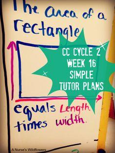 Classical Conversations Cycle 2 Week 16 - Simple Tutor plans