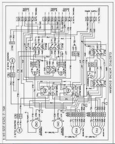 Trane Heat Pump Wiring Diagram Heat pump compressor Fan