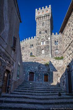 Torre Alfina, Latium, Italy