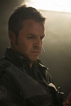 One of the gabillion and one reasons to watch Flashpoint =)  Spike!
